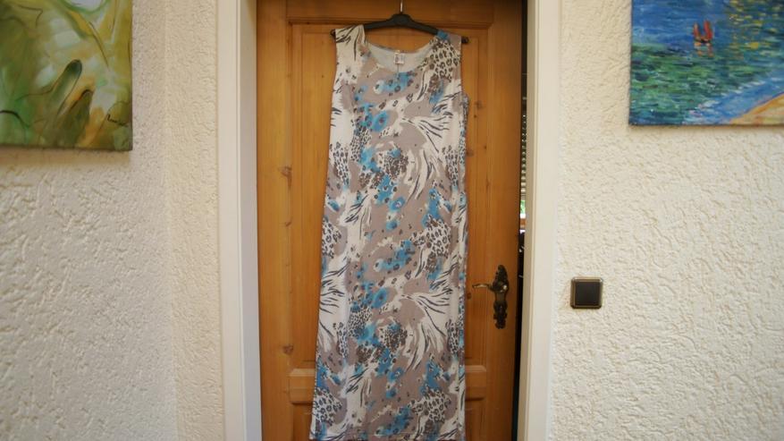 Kleid o. Arm, schlamm-blau-braun