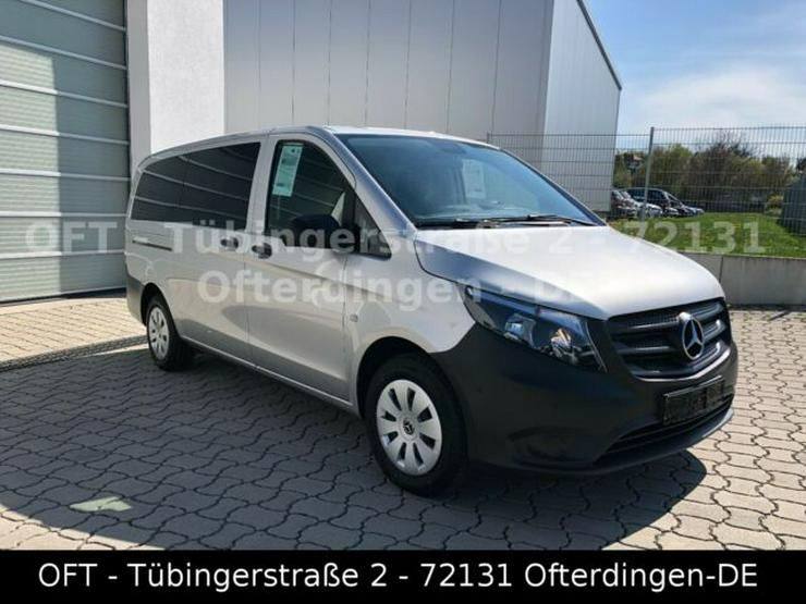 Mercedes-Benz Vito Tourer PRO 114*EURO6D-TEMP*NEUWAGEN*SOFORT VERFÜGBAR*