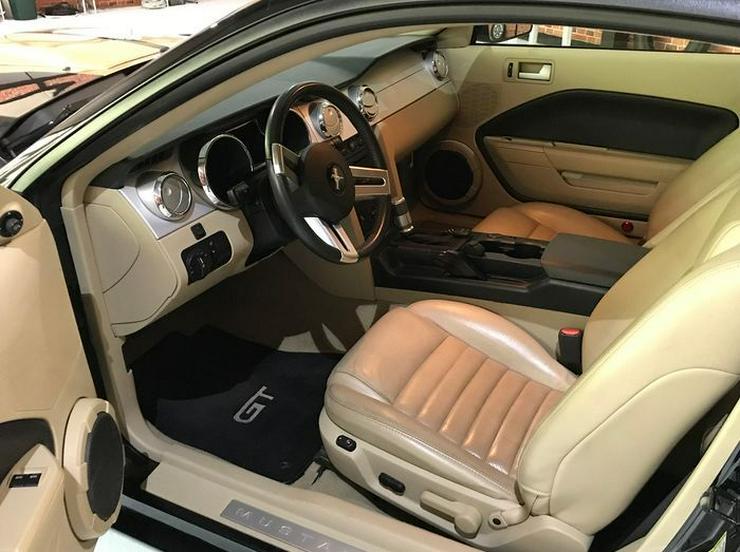 Bild 3: Ford Mustang 4.6 GT