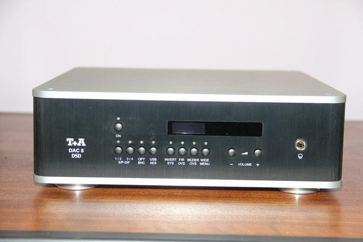 T+A DAC 8 DSD High End D/A Converter