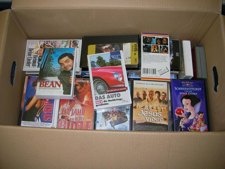 VHS Kassetten, Alles Originale, gebraucht
