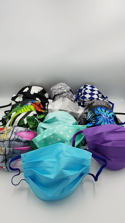 Bild 2: Maken schutzmaske wiederverwendbar