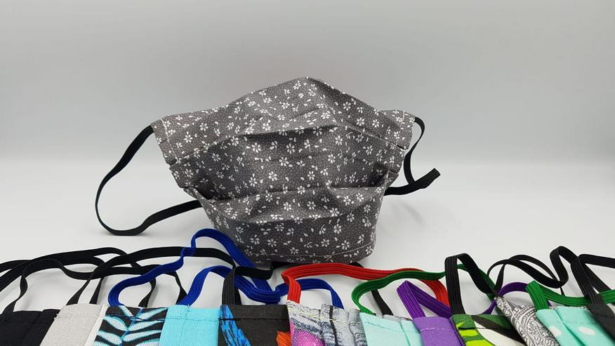 Bild 6: Maken schutzmaske wiederverwendbar