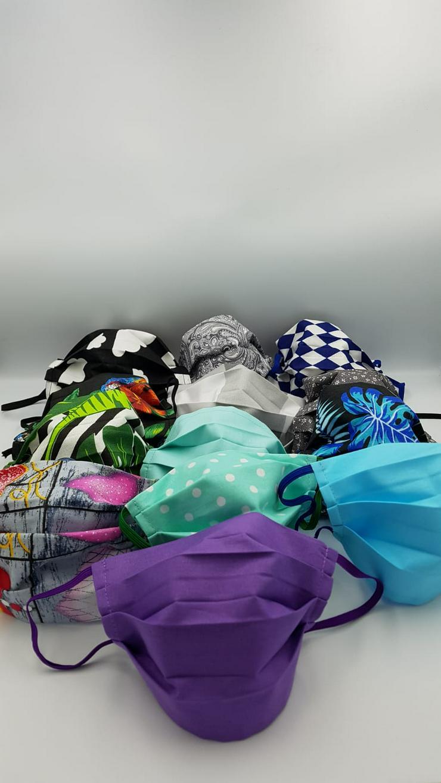 Bild 4: Maken schutzmaske wiederverwendbar