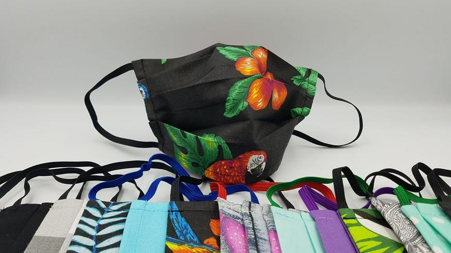 Bild 3: Maken schutzmaske wiederverwendbar