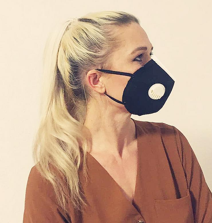 FFP2 Maske neu original verpackt mit Filter nach KN95 Standart