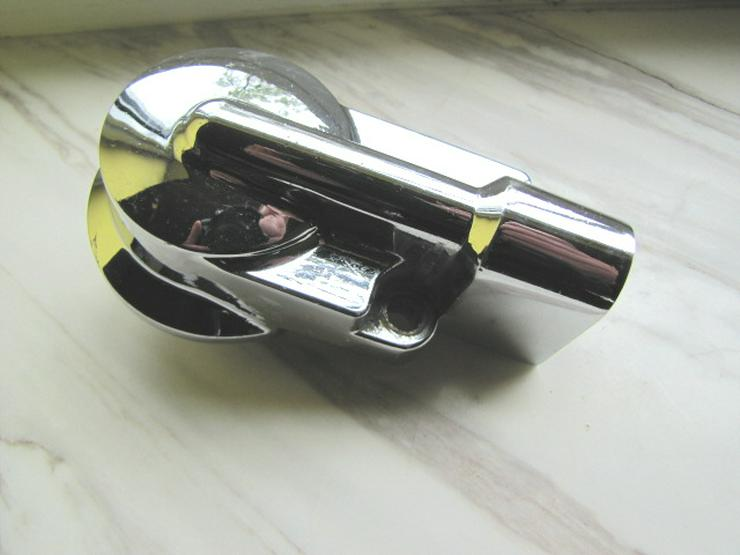 Harley-Davidson Ölfilter Custom Gehäuse Aufnahme Chrom OEM 26369-92A