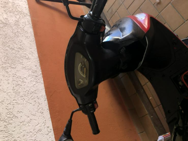 Bild 2: Roller NOVA MOTORS