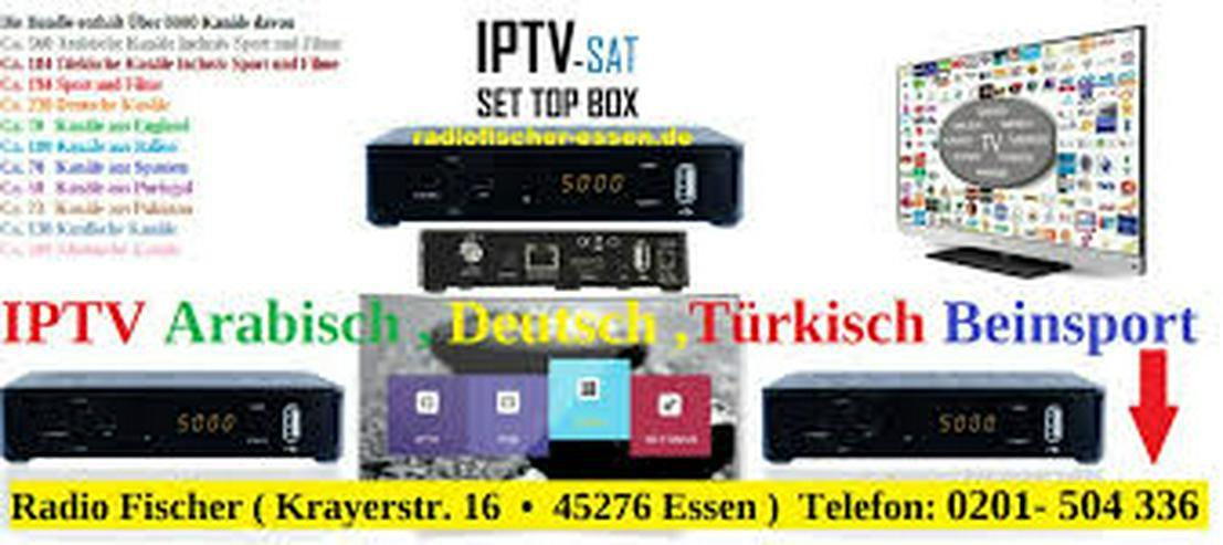 Arabisch ,IPTV Deutsch , Türkisch ,