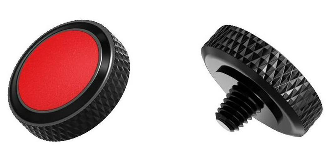 Ergonomischer Auslöserknopf/ Soft Release Button für Kameras
