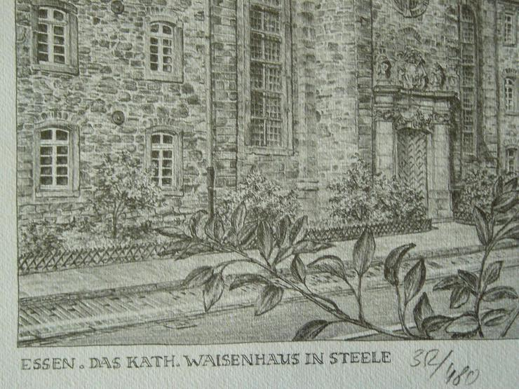 Bild 2: Waisenhaus Steele Grafik (B082)