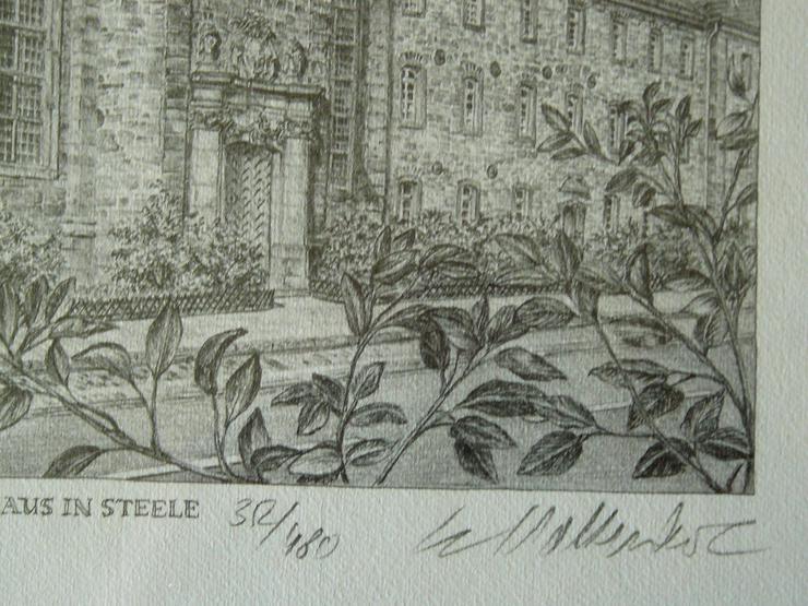 Bild 3: Waisenhaus Steele Grafik (B082)