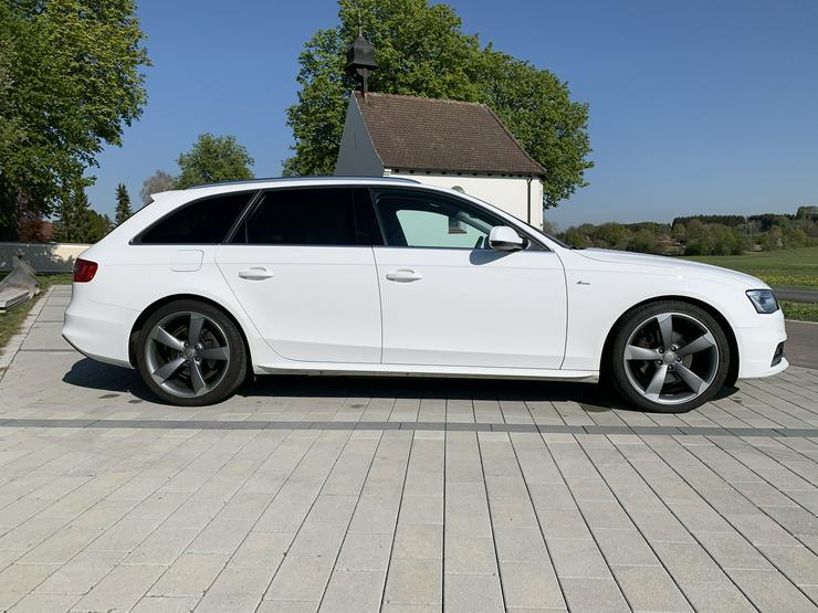 Audi A4 2.0 TDI Kombi Quattro