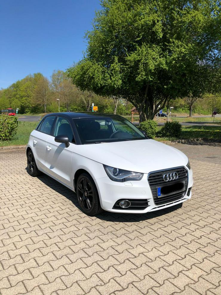 Audi A1 1.4 TFSI Gletscherweiß