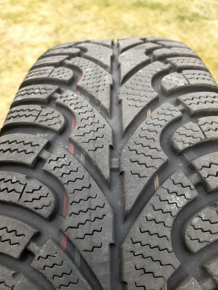 Bild 2: *** Winter-Kompletträder Toyota Yaris P13 ***