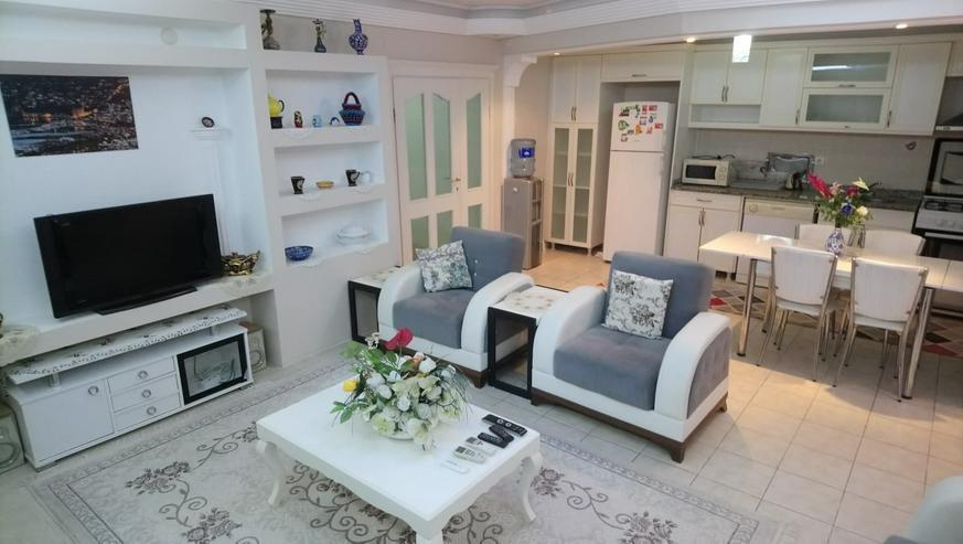 Türkei, Alanya, Mahmutlar, 3 Zi. Miet Wohnung,unmöbliert, mindest Mietzeit 1 Jahr, 346
