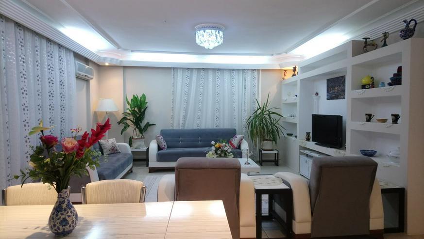 Bild 3: Türkei, Alanya, Mahmutlar, 3 Zi. Miet Wohnung,unmöbliert, mindest Mietzeit 1 Jahr, 346