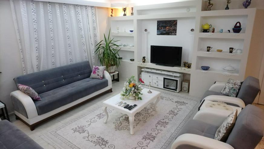 Bild 2: Türkei, Alanya, Mahmutlar, 3 Zi. Miet Wohnung,unmöbliert, mindest Mietzeit 1 Jahr, 346