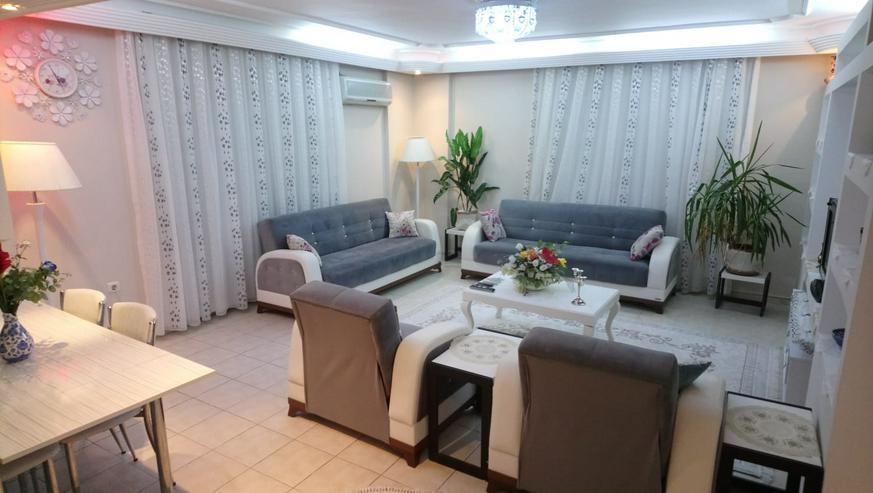 Bild 4: Türkei, Alanya, Mahmutlar, 3 Zi. Miet Wohnung,unmöbliert, mindest Mietzeit 1 Jahr, 346