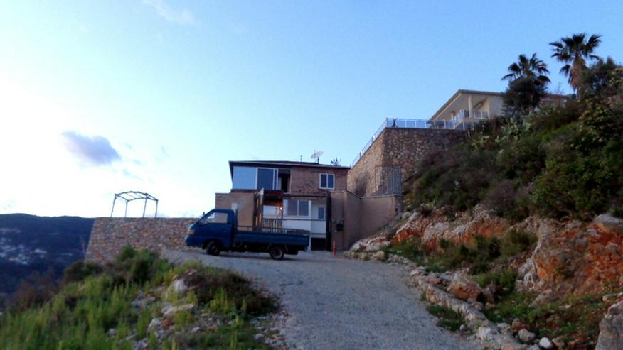 Bild 3: Türkei, Alanya, private, frei stehende 4 Zi. Villa mit Panorama Meerblick, 345