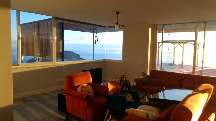 Bild 5: Türkei, Alanya, private, frei stehende 4 Zi. Villa mit Panorama Meerblick, 345