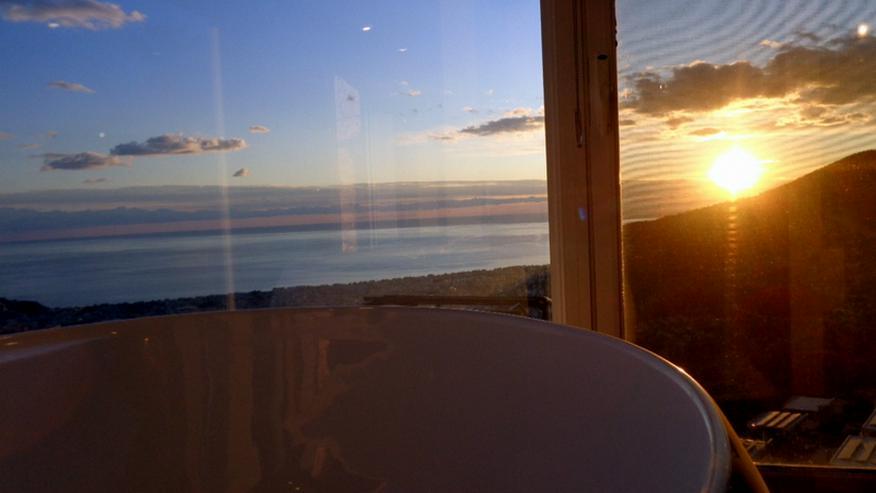 Türkei, Alanya, private, frei stehende 4 Zi. Villa mit Panorama Meerblick, 345