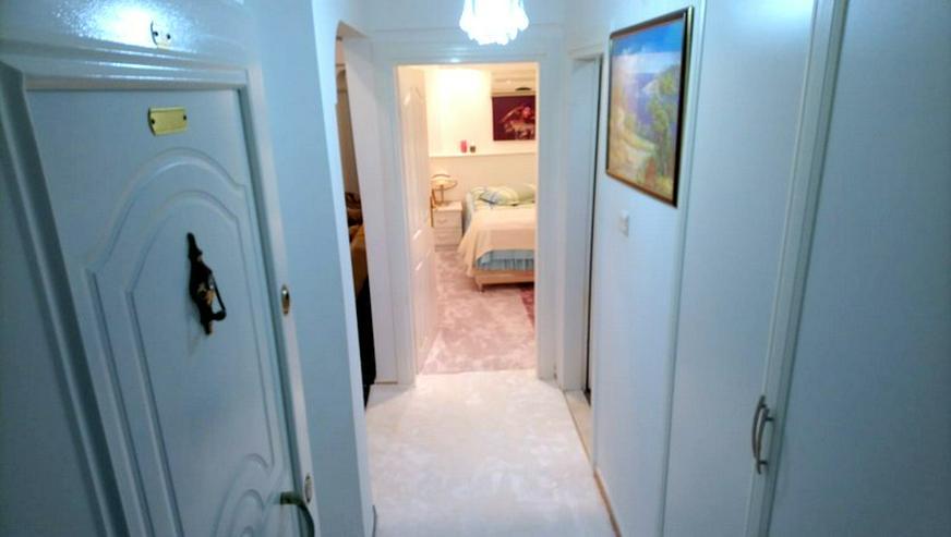 Bild 9: Türkei, Alanya, Mahmutlar, möblierte, renovierte 2 Zi. Wohnung, nur 200 m zum Strand, 343