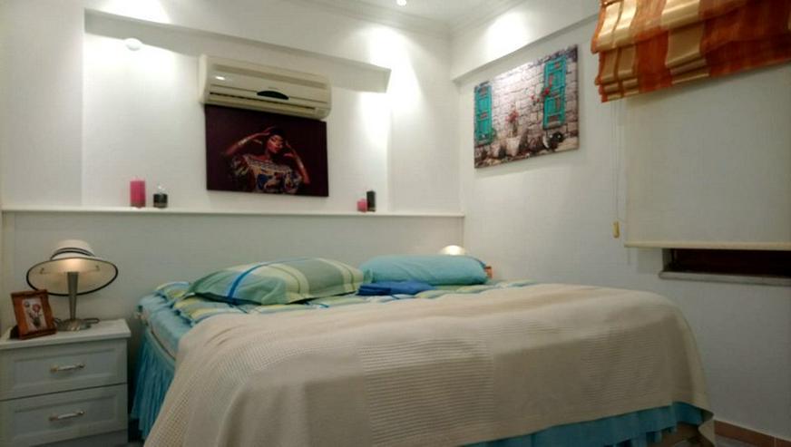 Bild 7: Türkei, Alanya, Mahmutlar, möblierte, renovierte 2 Zi. Wohnung, nur 200 m zum Strand, 343