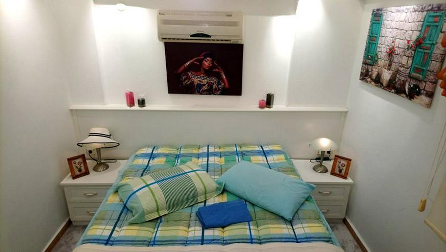 Bild 6: Türkei, Alanya, Mahmutlar, möblierte, renovierte 2 Zi. Wohnung, nur 200 m zum Strand, 343
