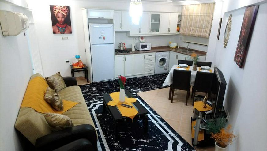 Bild 4: Türkei, Alanya, Mahmutlar, möblierte, renovierte 2 Zi. Wohnung, nur 200 m zum Strand, 343