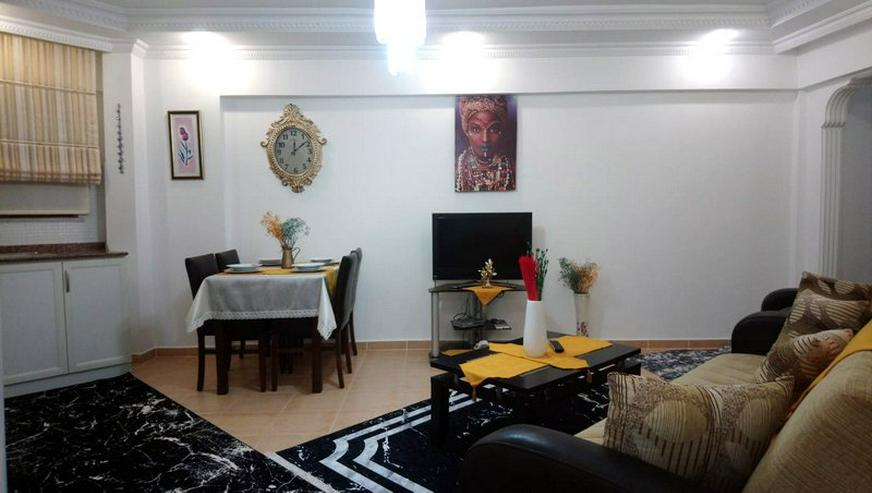 Türkei, Alanya, Mahmutlar, möblierte, renovierte 2 Zi. Wohnung, nur 200 m zum Strand, 343 - Ferienwohnung Türkei - Bild 3