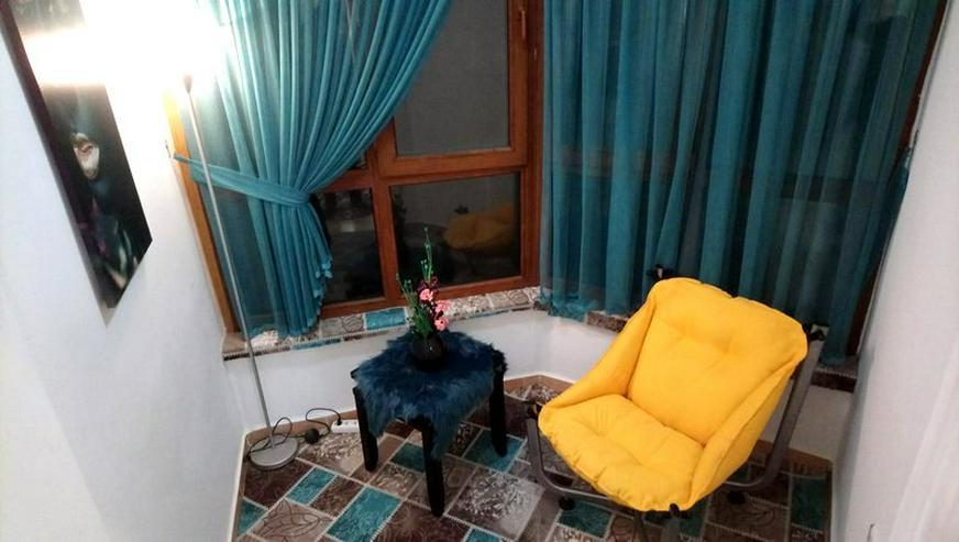 Bild 10: Türkei, Alanya, Mahmutlar, möblierte, renovierte 2 Zi. Wohnung, nur 200 m zum Strand, 343