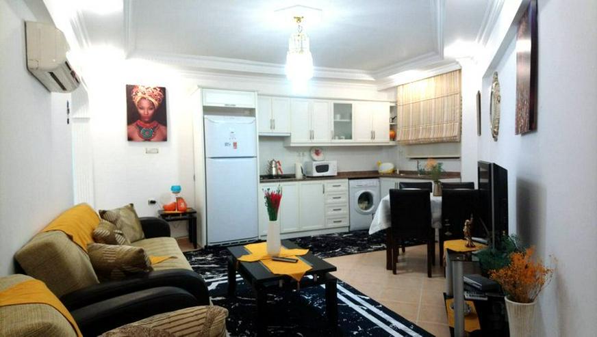 Türkei, Alanya, Mahmutlar, möblierte, renovierte 2 Zi. Wohnung, nur 200 m zum Strand, 343