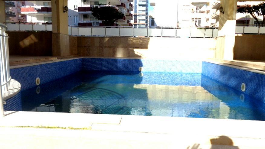 Bild 14: Türkei, Alanya, Mahmutlar, günstige möbl. 2 Zi. Wohnung in einem Top Haus,342