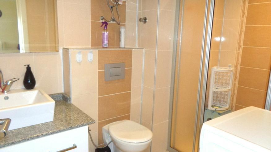 Bild 8: Türkei, Alanya, Mahmutlar, günstige möbl. 2 Zi. Wohnung in einem Top Haus,342
