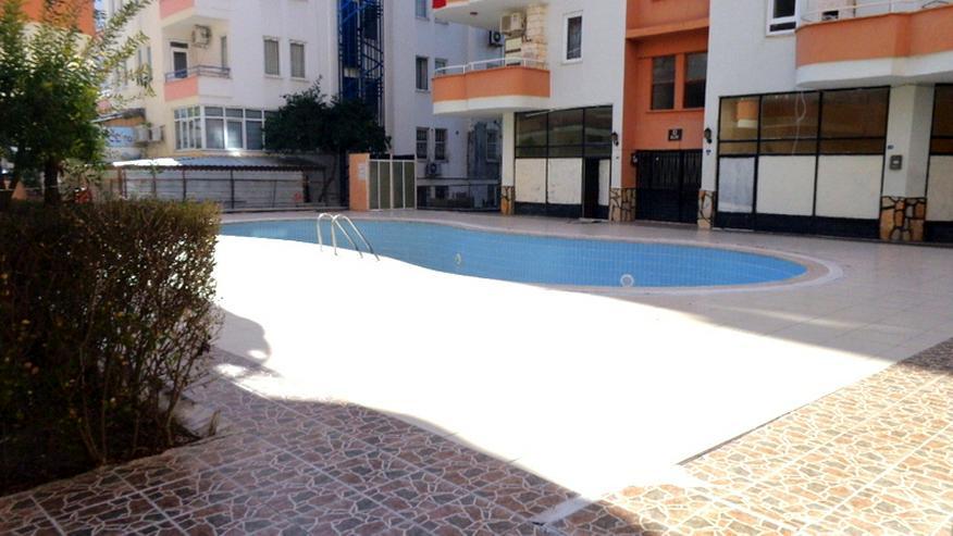 Türkei, Alanya, Mahmutlar, günstige, renovierte und teilmöblierte 3 Zi. Wohnung,341