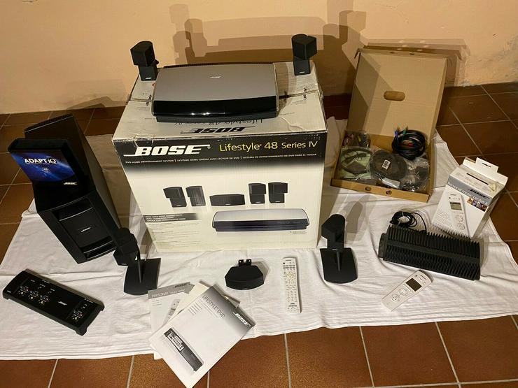Bose Lifestyle 48 Series IV