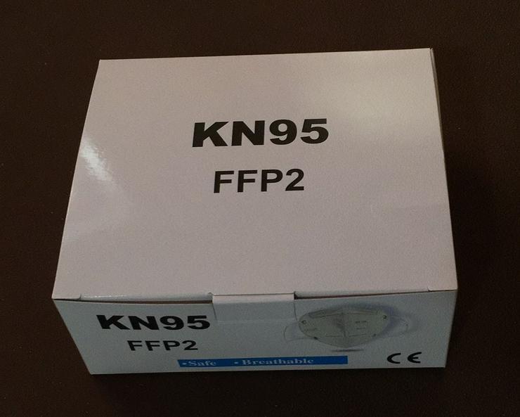 Bild 2: KN95 FFP2 Schutzmasken 4.800 St. oder 6.000 St.