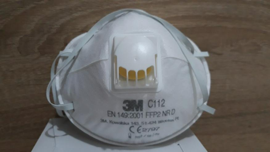 3M FFP2 MASKERS - Hygiene & Desinfektion - Bild 1