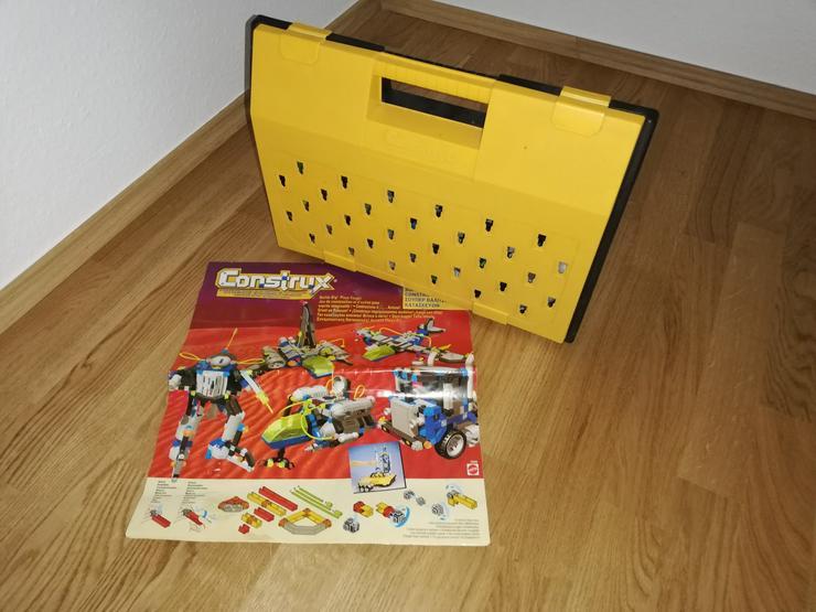 Construx Baukasten komplett mit Koffer abzugeben