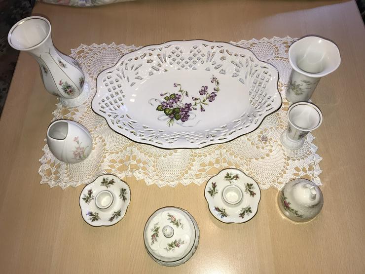 Tisch oder Sideboard Dekorations Set von Rosenthal und Bavaria  - Weitere - Bild 1