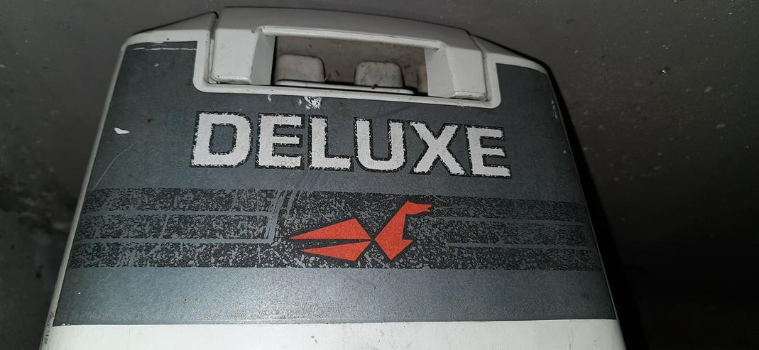 Bild 3: Johnson 4.0 Deluxe Bootsmotor - defekt, an Bastler