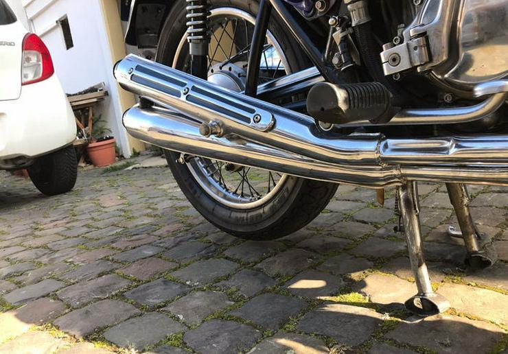 Bild 3: Honda CB 750 Four K6