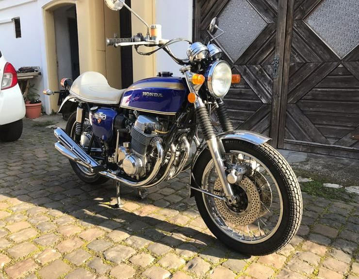 Bild 2: Honda CB 750 Four K6