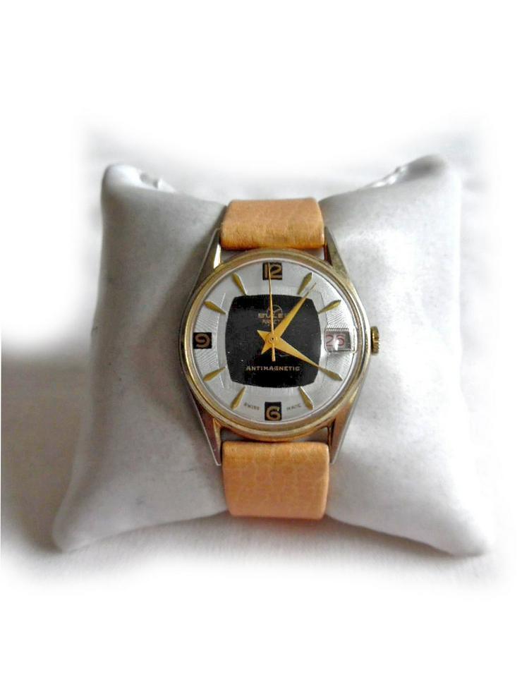 Elegante Armbanduhr von Buler