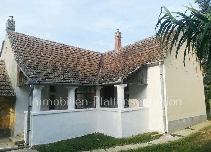 Haus mit Holzbalkendecke Ungarn Balatonr. 2.926m² Nr.101