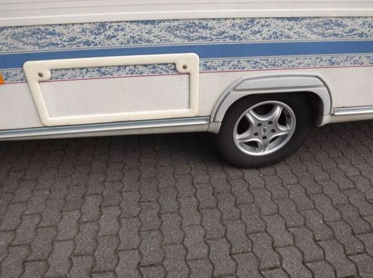 Bild 6: Unica B 432 PX- Wohnwagen