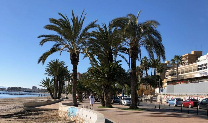 Spanien schicke  4-Zimmer Ferienwohnung Santiago de la Ribera, San Javier