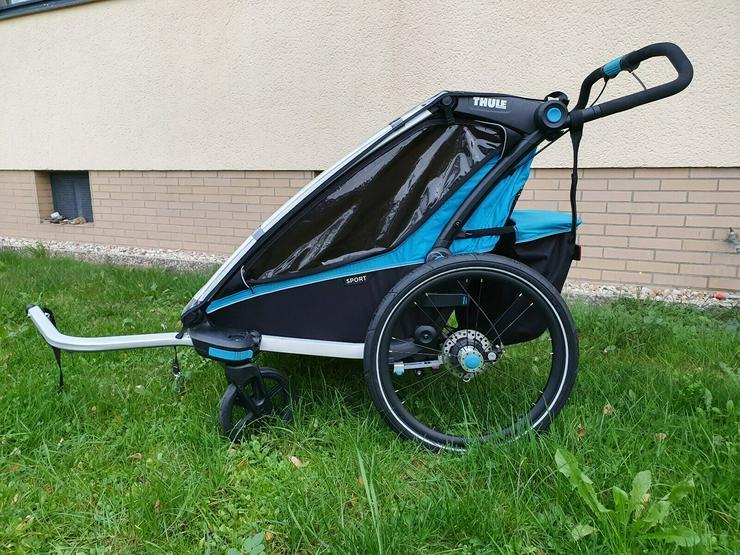 Thule Chariot Sport 2 Blue Fahrradanhänger