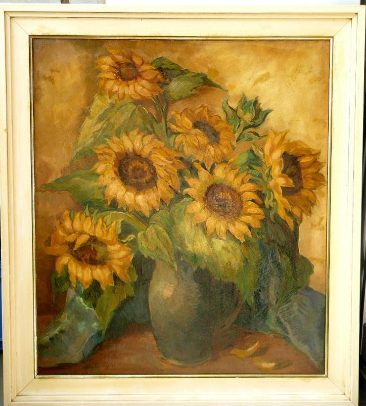Ölgemälde von Dora Schmetz-Diel (B005) - Gemälde & Zeichnungen - Bild 1